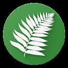 Wildlife of New Zealand icon