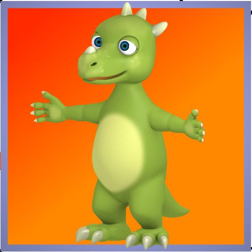 子供のための恐竜パズル 解謎 App LOGO-硬是要APP