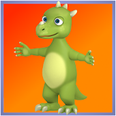Dinosaur Puzzle Game For Kids