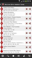 Screenshot of London Bus Master (Countdown)
