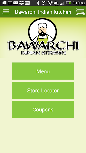 Bawarchi Indian Kitchen