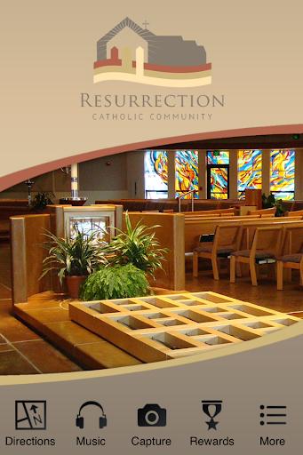 Resurrection Catholic Aptos CA