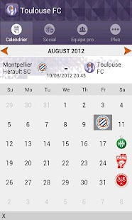 Toulouse FC Officiel - screenshot thumbnail
