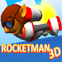 Rocketman 3D Jetpack icon