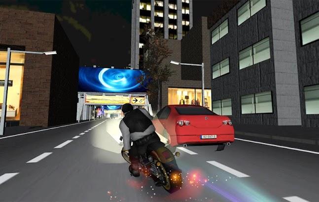 Harley Moto City Racer- screenshot thumbnail