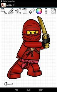 Game Learn to Draw Lego Ninjago APK for Windows Phone