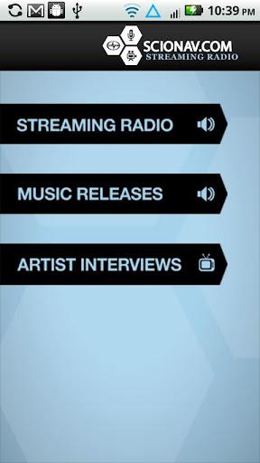Scion AV Radio