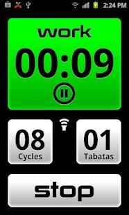 Tabata Pro - Tabata Timer- screenshot thumbnail