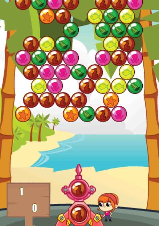 super bubble puzzle