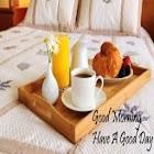 Good morning wish / status msg icon