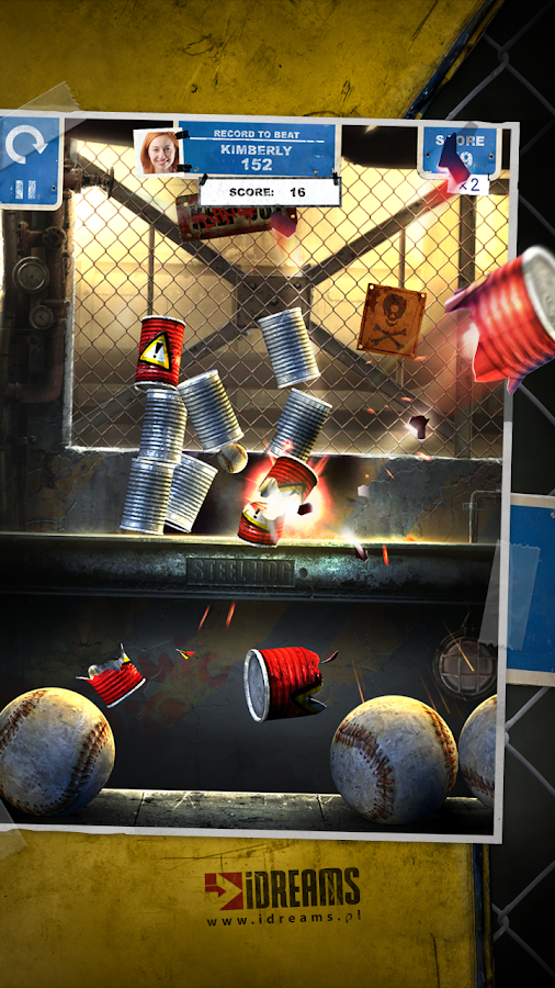 Can Knockdown 3 - screenshot