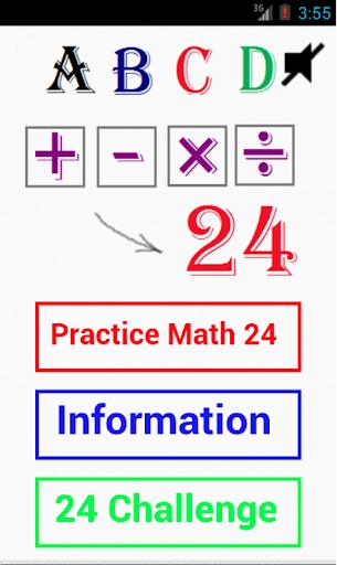 4 Numbers Practice