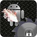Metal Droid Live Go Locker logo