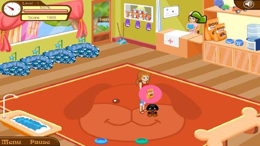 Игра Dog Hotel для планшетов на Android