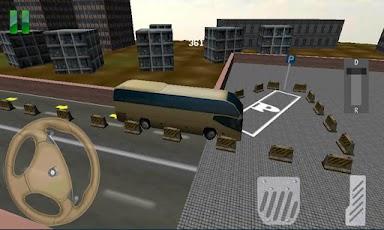Android Otobüs Park Oyunu Resimler