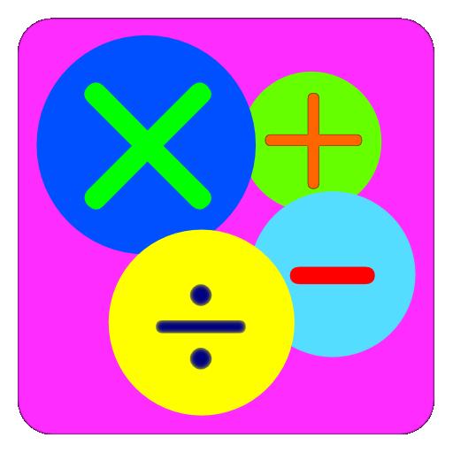 カジュアル電卓Pop LOGO-APP點子