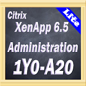 Citrix CCA 1Y0-A20 LITE