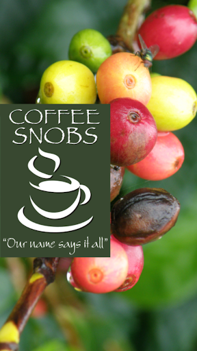 Coffee Snobs