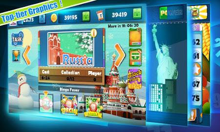 Bingo Fever - Free Bingo Game 1.10 screenshot 347777