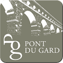 Site of the Pont du Gard icon
