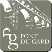 Site of the Pont du Gard