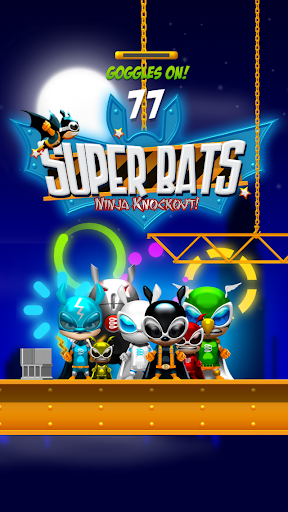 Super Bats - Ninja Knockout