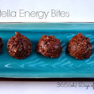 Nutella Energy Bites.