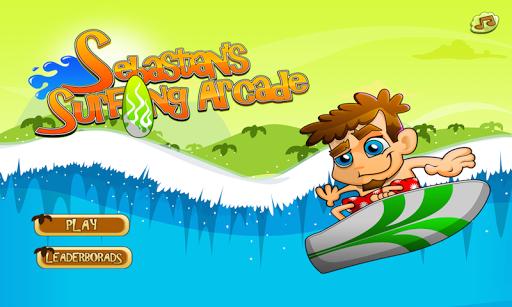 Sebastian's Surfing Arcade