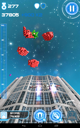 Jet Run: City Defender 1.32 screenshot 154125