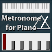 Metronome for piano