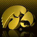 Iowa Hawkeyes Live Wallpaper logo