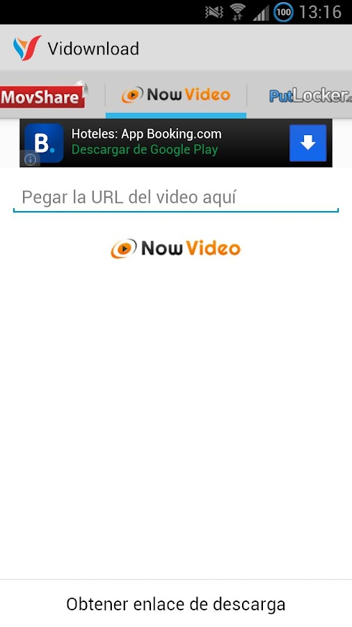 Vidownload (Video Downloader) - screenshot