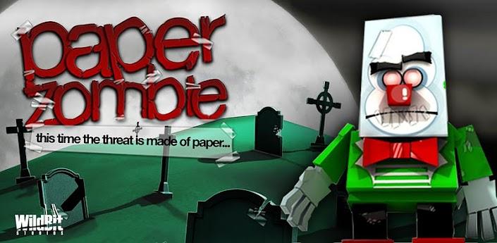 Zombie papel