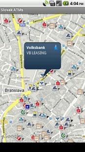 Slovak ATM Bankomaty