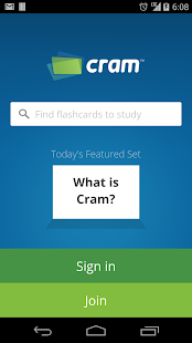 Cram.com Flashcards - screenshot thumbnail