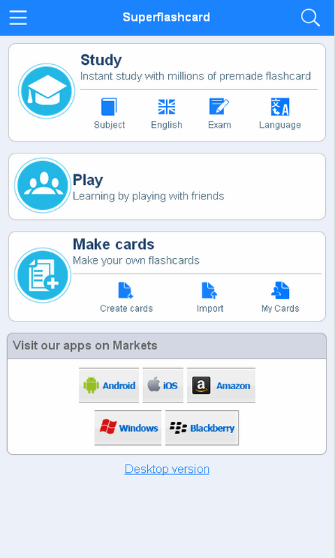 ACHDS Flashcards- screenshot
