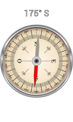Compass - screenshot