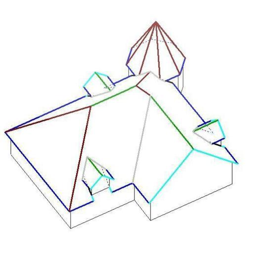 3D Dachcad Schulungszentrum