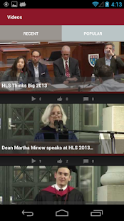 Harvard Law School- screenshot thumbnail