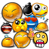 Emoticons 4 WhatsApp n others!