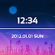LiveWallpaper Pop Clock