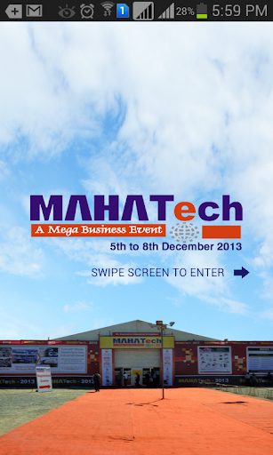 Mahatech Industrial Exhibition