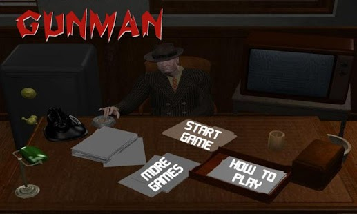 Gunman - Shooting Game