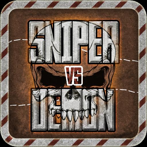Sniper Demon 3D LOGO-APP點子