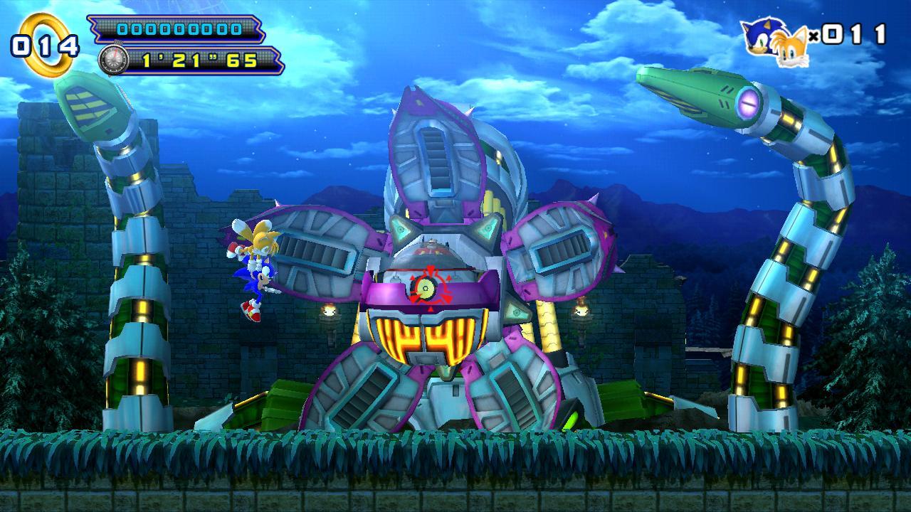 Sonic 4 Episode II THD screenshot #5