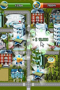 Millionaire City - Xperia PLAY - screenshot thumbnail