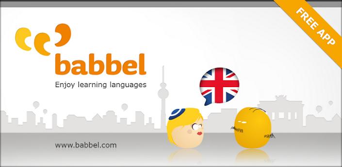 Imparare l'inglese con Babbel