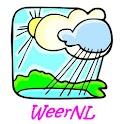 WeerNL Weervooruitzichten NL logo