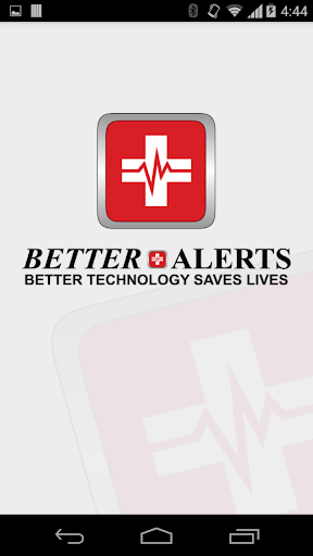 Better Alerts Caregiver