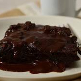 Chocolate Pudding Cake Recipe & Video